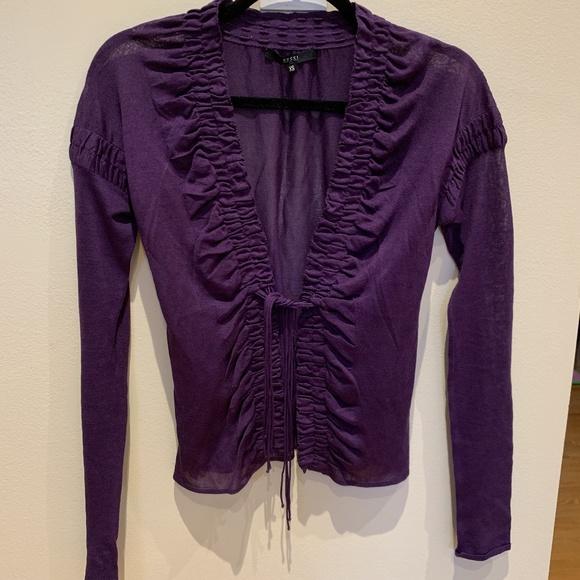 Gucci Tops - Gucci authentic silk top